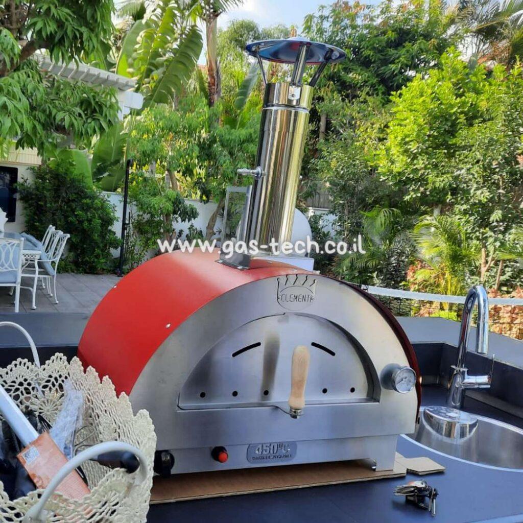 Clementi Pizza Oven Installation