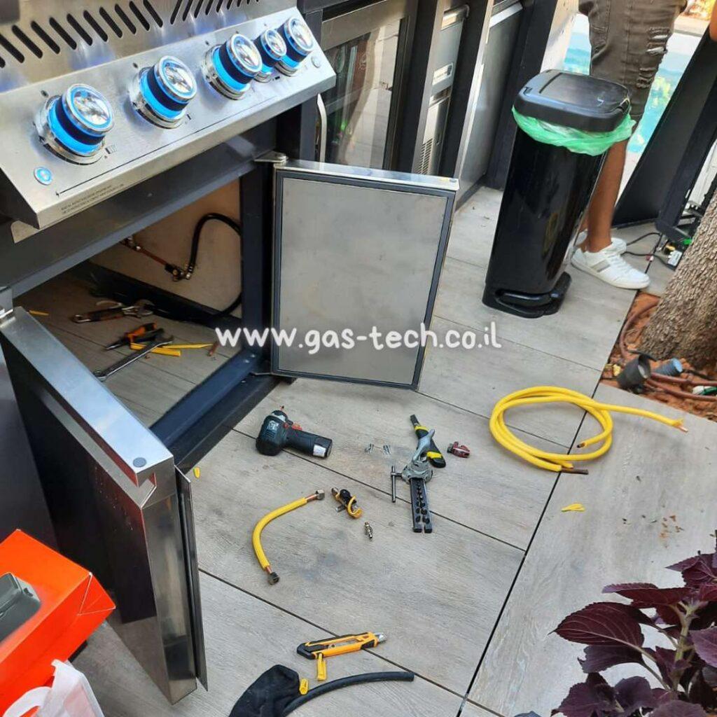 Napoleon Grill Gas Technician Installation
